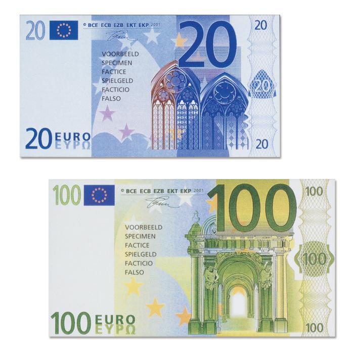 euro geldscheine rechengeld f r sch ler g nstig online. Black Bedroom Furniture Sets. Home Design Ideas