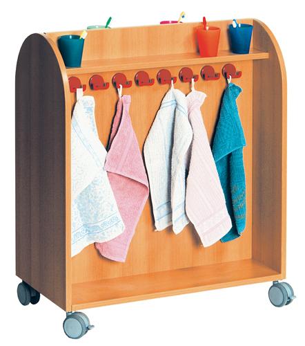 zahnputz und handtuchwagen f r 16 kinder g nstig online kaufen. Black Bedroom Furniture Sets. Home Design Ideas