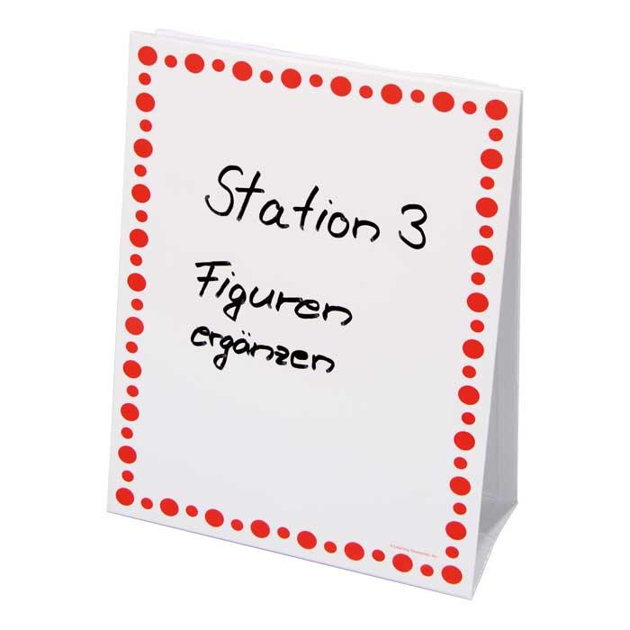Aufsteller für Lernstationen, 5er-Set günstig online kaufen ...