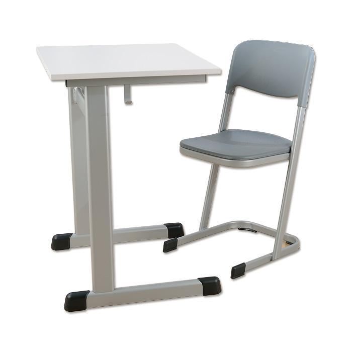 Schultisch maße  Schülertisch mit L-Fuß-Profil - der robuste günstig online kaufen ...