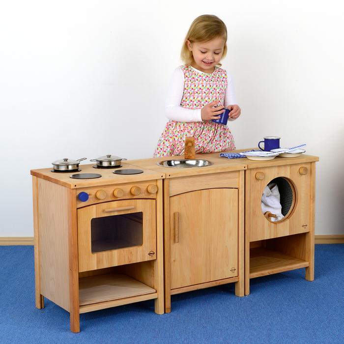 Ofen vollholz kinderkuche gunstig online kaufen for Kinderküche günstig