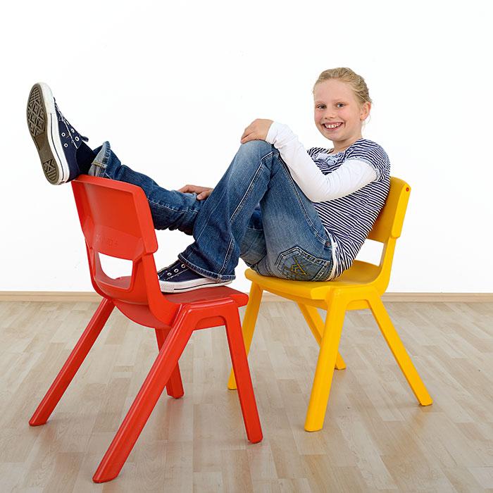 Postura Plus Stuhl Sitzhöhe 38 Cm