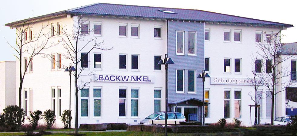 BACKWINKEL GmbH – Firmengebäude